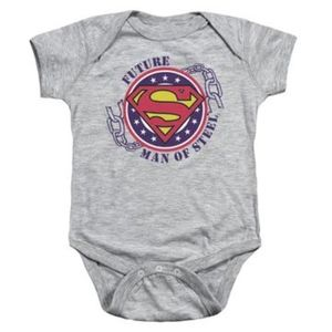 Other - Superman - Future Man Of Steel Infant Onesie